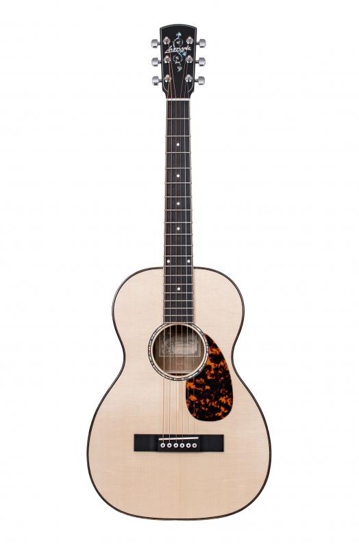Larrivée P-09 Black Limba (Korina) Acoustic Guitar