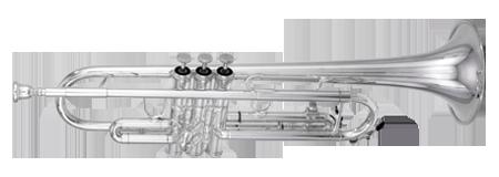 Kanstul Model 103 Bb Marching Trumpet