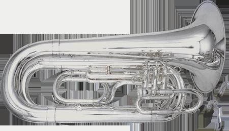 Kanstul Model 202 BBb 3/4 Marching Tuba