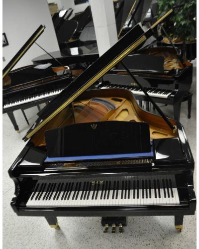 George Steck Grand Piano