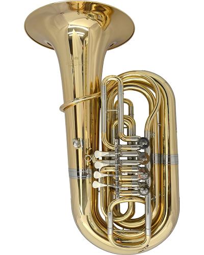 Schiller American Heritage BBb Rotary Tuba 4/4