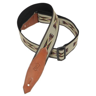 Levy's Leathers MSSN80 Woven Guitar Strap