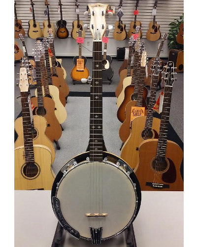 Gold Tone® CC-100R Resonator Banjo