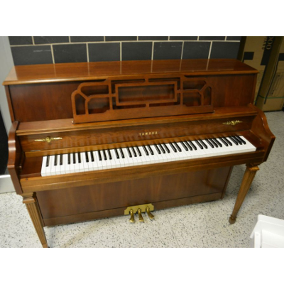 Yamaha Model 500 Deluxe Console Piano (used)