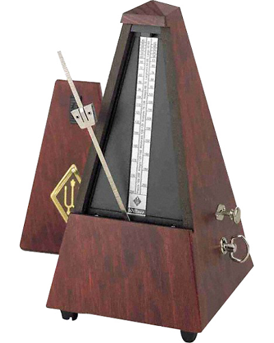 Wittner?? Bell Wood Key Wound Metronome