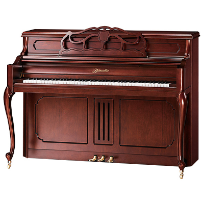 Ritmuller UP 110RB French Provincial Upright Piano