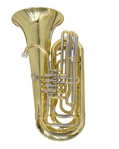 Schiller American Heritage 4 Valve Rotary Junior Bb Tuba