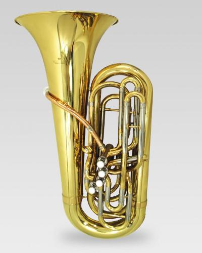 Schiller American Heritage CC Piston Tuba