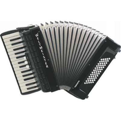 Weltmeister Toccata Piano Accordion