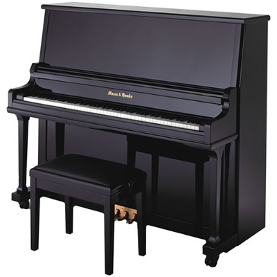 Mason & Hamlin Model 50 Upright Piano