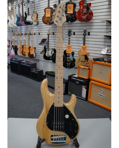 Sterling By Music Man Ray 35 Electric Bass - Natural