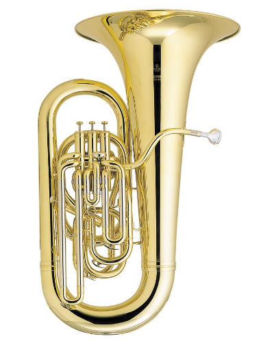 "Besson Model BE981 Tuba in Eb ""Sovereign"""