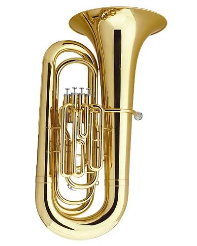 Weril J981 Series 4 Valve 4/4 BBb Tuba
