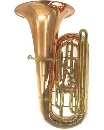 """Kanstul Model 5433 5/4 """"The Grand BBb"""" Tuba"""