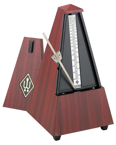 Wittner® Wood Key Wound Metronome