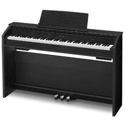 Casio PX860 BK Privia Digital Home Piano - Black
