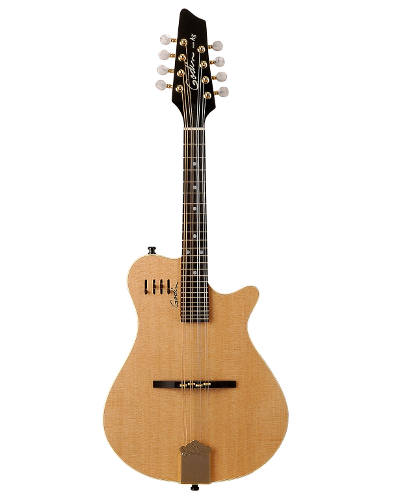 "Godin A8 Electric Mandolin ""A"" Series with Custom RMC EQ Natural"