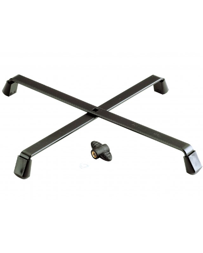 Konig & Meyer Model 17700 Foldable Base for Instrument Pegs of your Choice