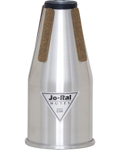 Jo Ral 33601A Aluminum French Horn Mute