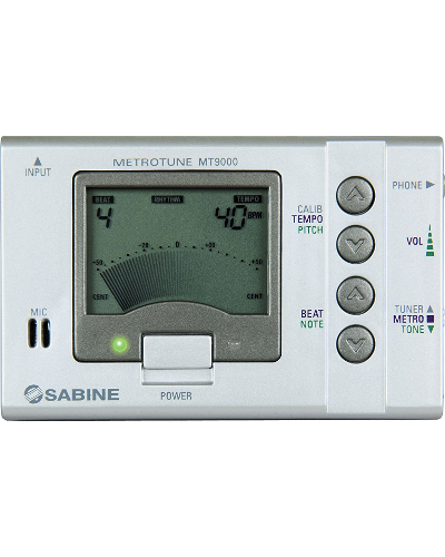 Sabine MT9000 Tuner/ Metronome