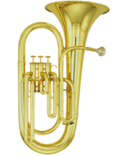 Kanstul Model 390 Bb Baritone