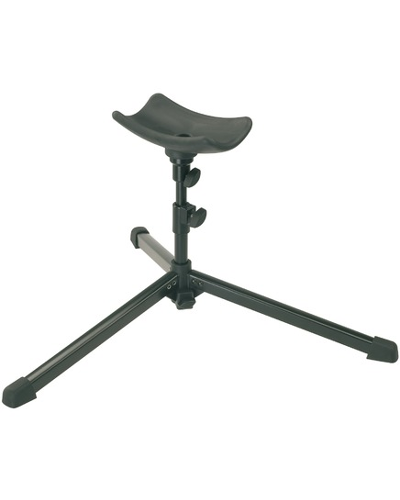 Konig & Meyer 14951 Tuba Performer Stand - Black