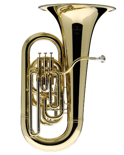 "Besson Model BE982 Tuba in Eb ""Sovereign"""