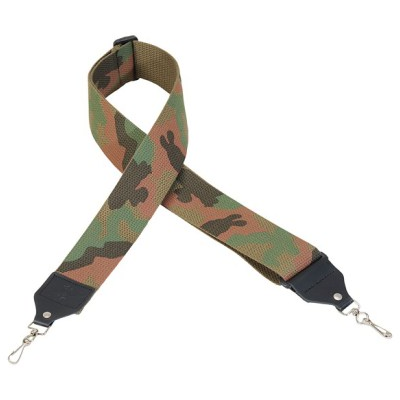 Levy's Leathers MC10 Camo Banjo Strap