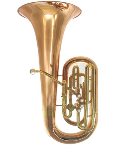 "Kanstul Model 5480 5/4 ""The Grand F"" Tuba"