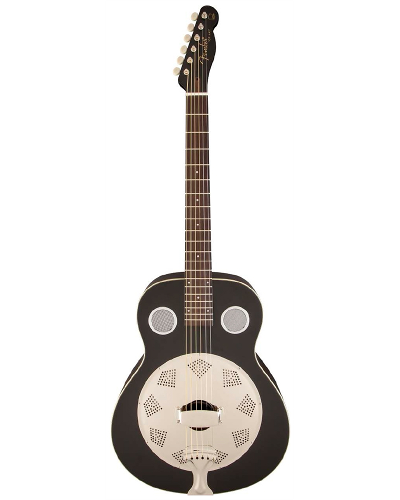 Fender® Top Hat Resonator Acoustic Guitar