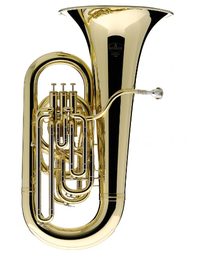 "Besson Model BE980 Tuba in Eb ""Sovereign"""