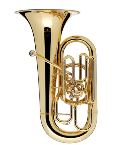 "Besson Model BE983 Tuba ""Sovereign"""