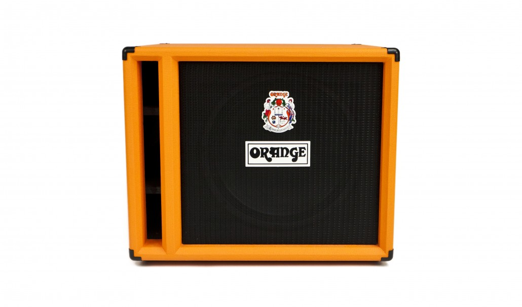 Orange OBC115 1 x 15 Bass Guitar Speaker Cabinet