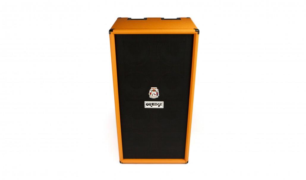 Orange OBC810 8 x 10 Bass Guitar Speaker Cabinet