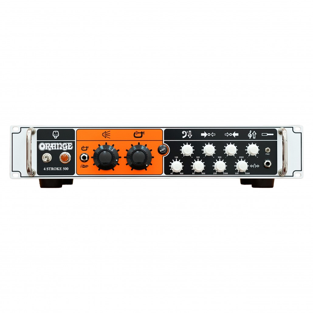 Orange 4 Stroke 500 Bass Guitar Amplifier Head