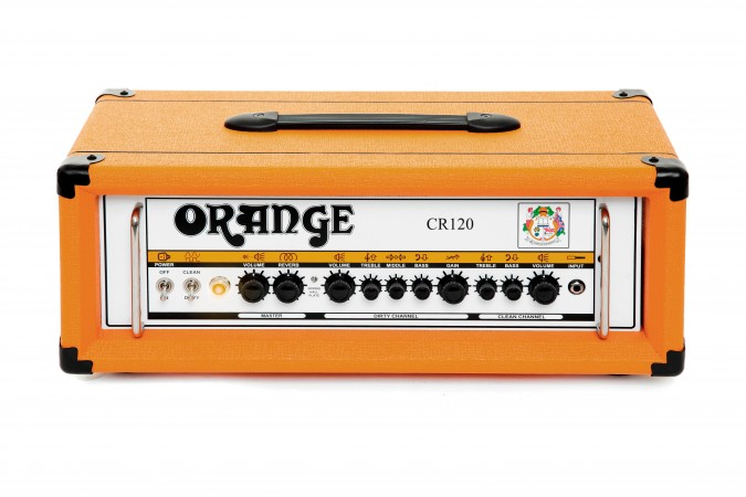 Orange CR120H Crush Pro 120W Guitar Amp Head