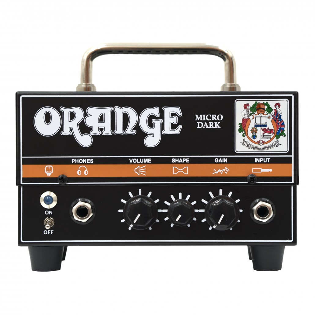 Orange Micro Dark 20W Valve Hybrid Guitar Amp Head