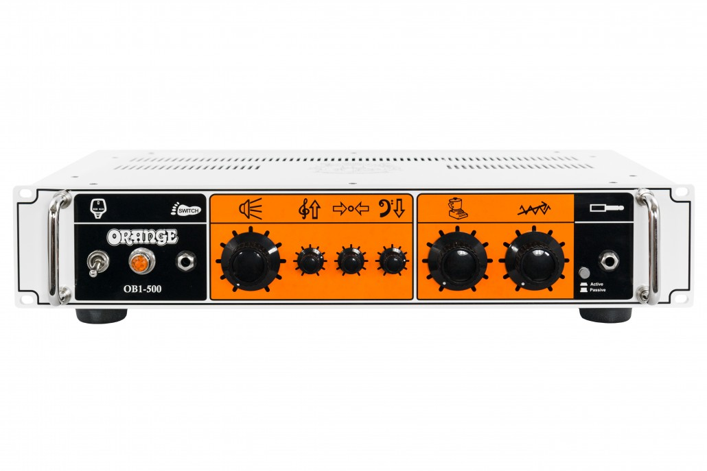 Orange OB1-500 Bass Guitar Amp Head