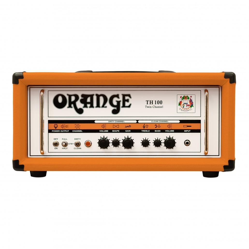Orange TH100 100-Watt 2-Channel Guitar Tube Head
