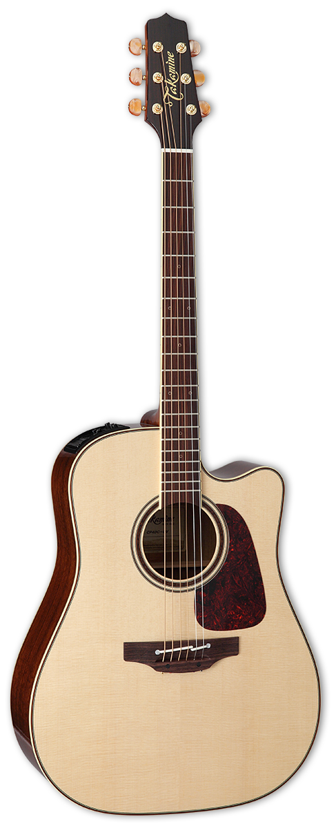 Takamine P4DC Acoustic Electric Guitar