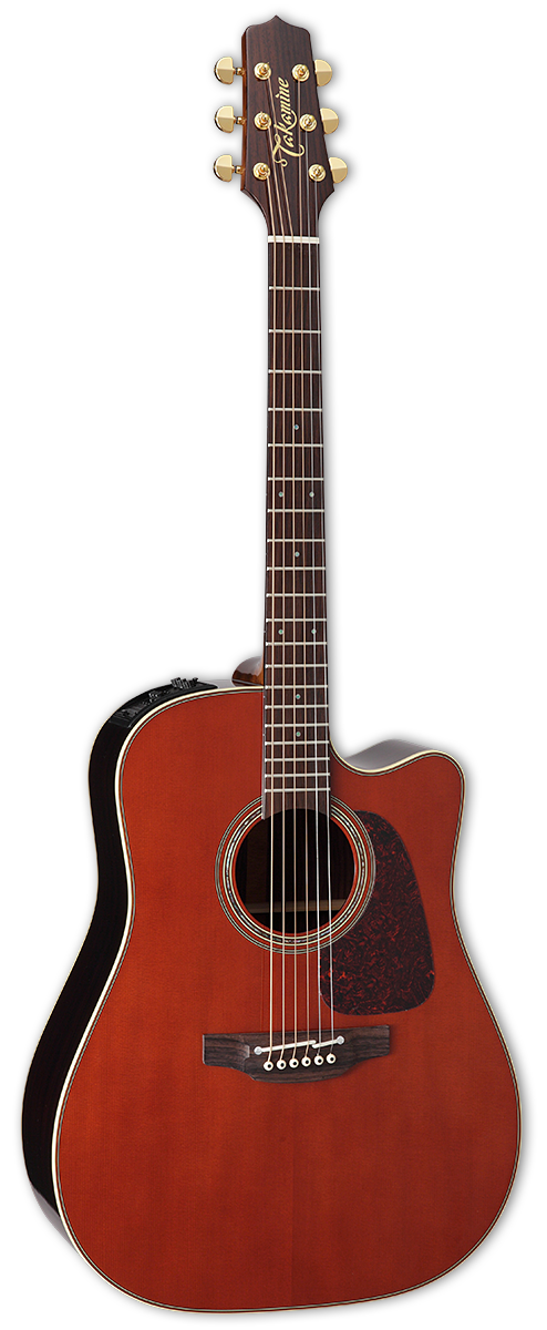 Takamine P5DC-WB Acoustic Electric Guitar