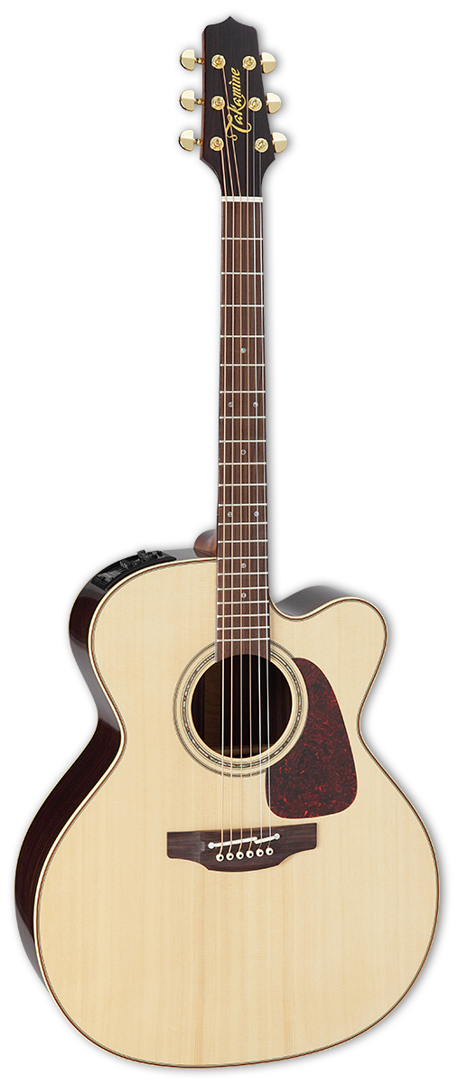 Takamine P5JC Acoustic Electric Guitar