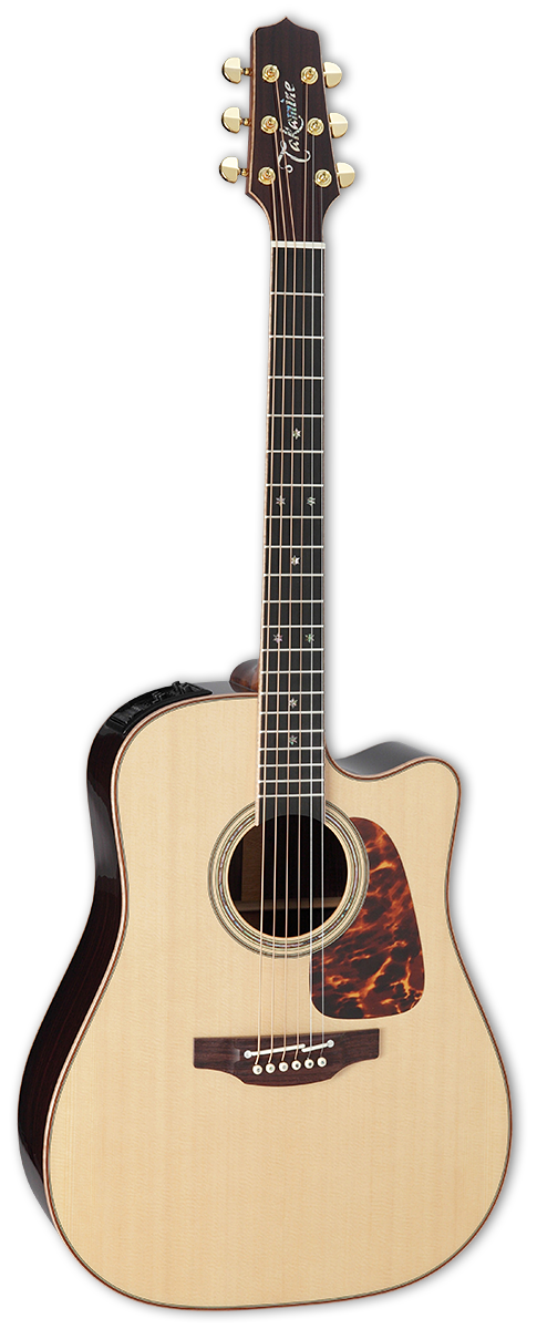 Takamine P7DC Acoustic Electric Guitar