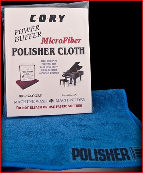 Cory Power Buffer Polishing Cloth