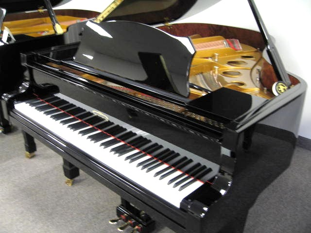 "Estonia 6'3"" Grand Piano - Floor Demo Model"