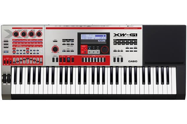 Casio XW-G1 61-Key Digital Synthesizer