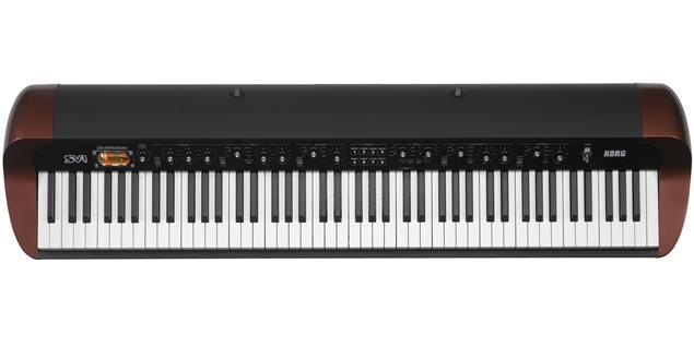 Korg SV-1 Stage Vintage Piano - 88-Key - Black