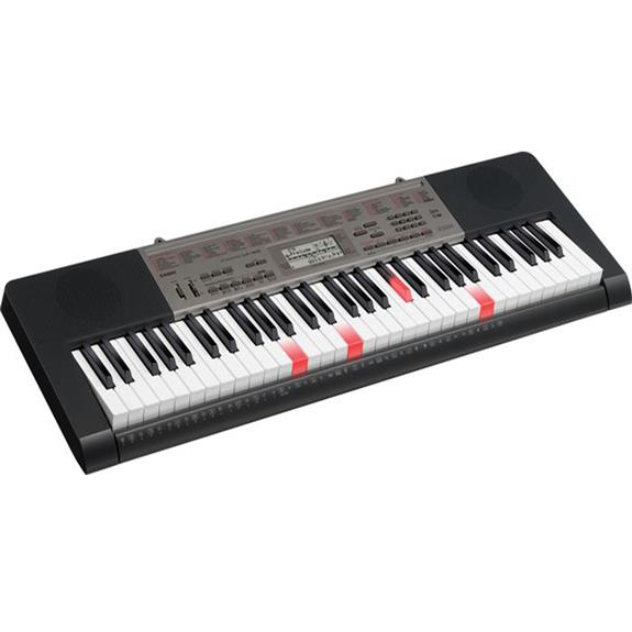 Casio - LK-165 - 61 Key Digital Keyboard w/USB Midi Interface