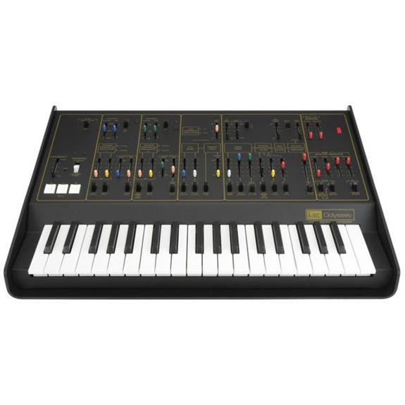 Korg ARP Odyssey MK2 Vintage Synthesizer