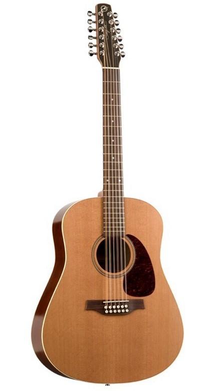 Seagull Coastline S12 Cedar 12-String Acoustic Guitar
